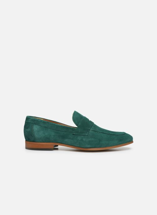 Mocasines Marvin&Co Newmoc Verde vistra trasera